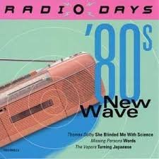 Various Artists - Radio Waves Of The 80's - Rock Hits