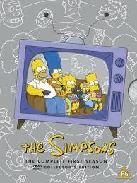 simpsons series 1 dvd