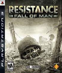 resistance fall of man games