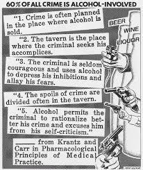 alcohol crime