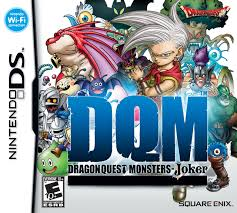 dragon quest monsters nds