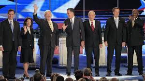 Romney Wins GOP Debate,