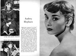 audrey hepburn haircut
