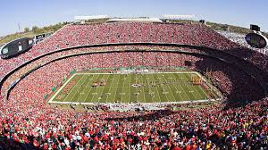 kansas city chiefs arrowhead stadium