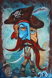 pirates paintings