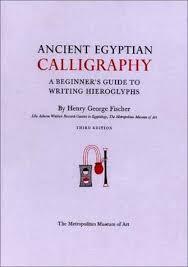 egyptian calligraphy