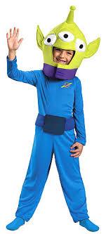 easy alien costume