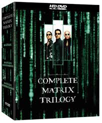 the matrix trilogy dvd