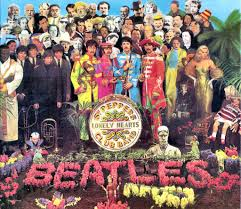 beatles albums covers
