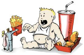 child obesity picture