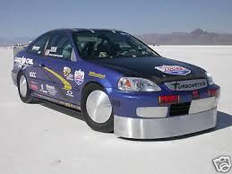 fastest honda car