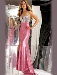 unique prom gown