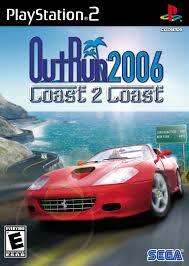 outrun 2006 ps2