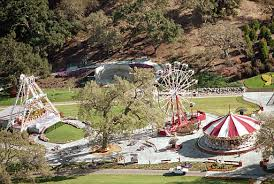 Neverland rides and