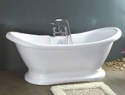 double bath tub