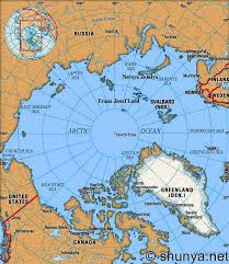 northpole map