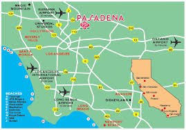 TRAVEL DIRECTIONS TO PASADENA