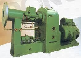 rubber extruder machine