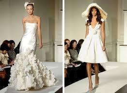 oscar de la renta bridal dresses