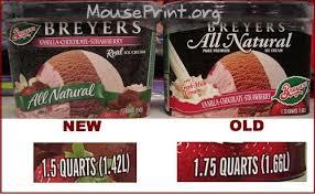 brands of ice cream