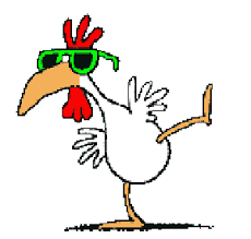 animated chicken picture