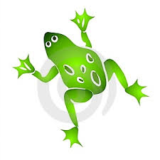 frog clipart free