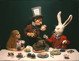 alice in wonderland march hare