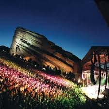 red rock arena