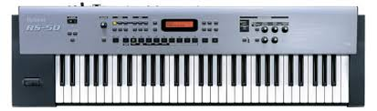 roland rs 50