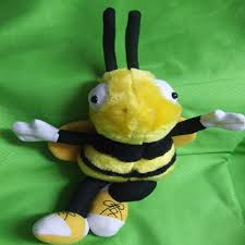 bee soft toys