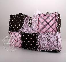 rag quilt purses