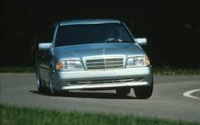 mercedes benz c class 1997
