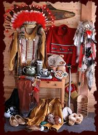 native indian clothes