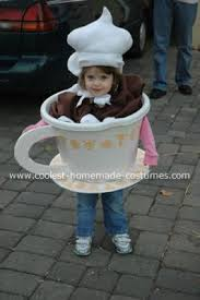 chocolate costume