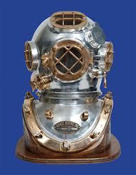 mark 5 diving helmet