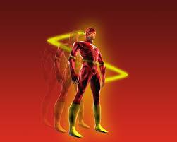flash comic book