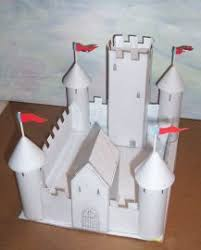 medieval castle projects