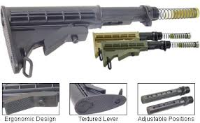 ar 15 collapsible stocks