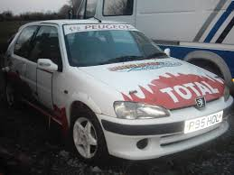 106 rally cars