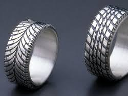 motorcycle tire rings