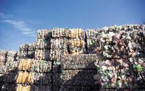 recycling dumps