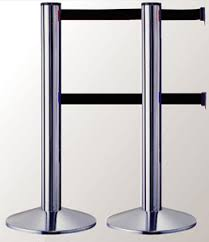 belt barriers
