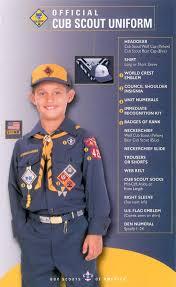 boy scout uniforms
