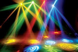 dj party light