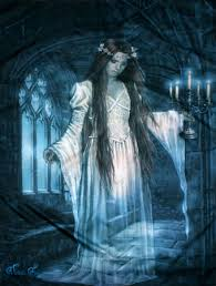 images of ghosts and spirits