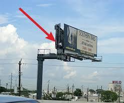billboard construction