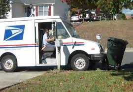 mail carrier pictures