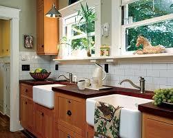 mahogany countertop
