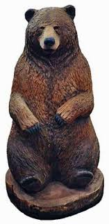 bears statues