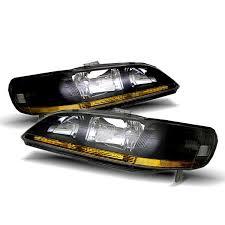 honda accord head lights